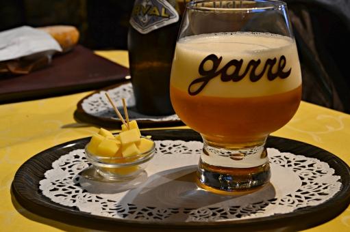 Bière De Garre